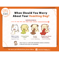 When Should You Worry About Your Vomiting Dog?